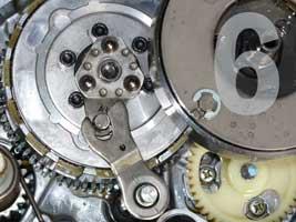 Installing KLX110 Stiff Clutch Springs